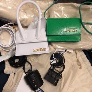 Jacquemus micro bags